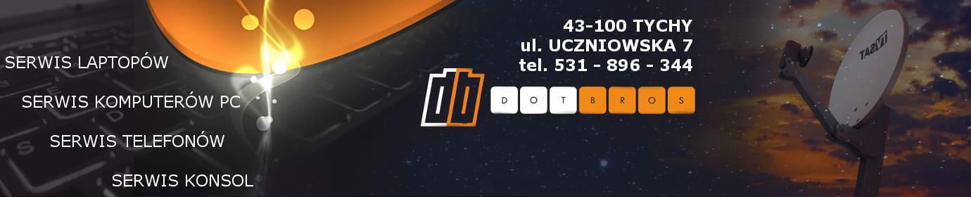 Serwis komputerów DOTBROS