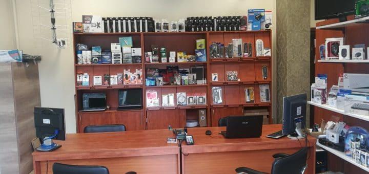 sklep z uprzednieniami elektronicznymi